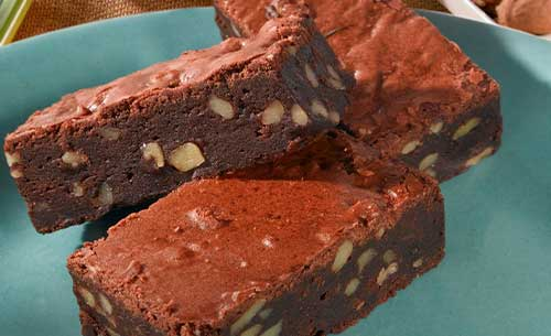 gourmet fudge brownie dessert provider to food service industry