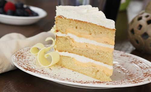gourmet cakes dessert provider to food service industry