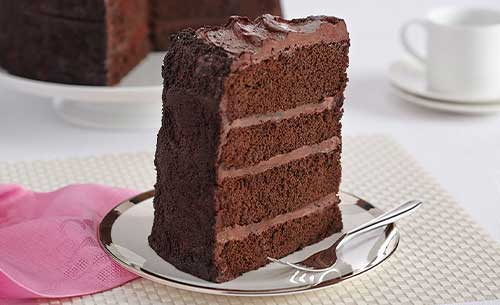 gourmet chocolate cake dessert provider to food service industry