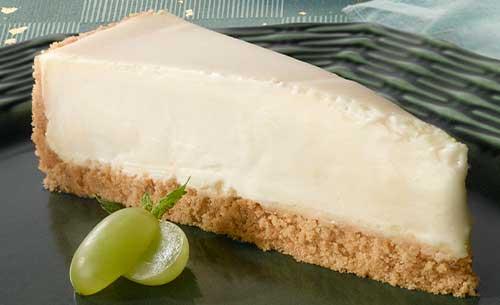 gourmet vanilla cheesecake gourmet cheesecake dessert provider to food service industry