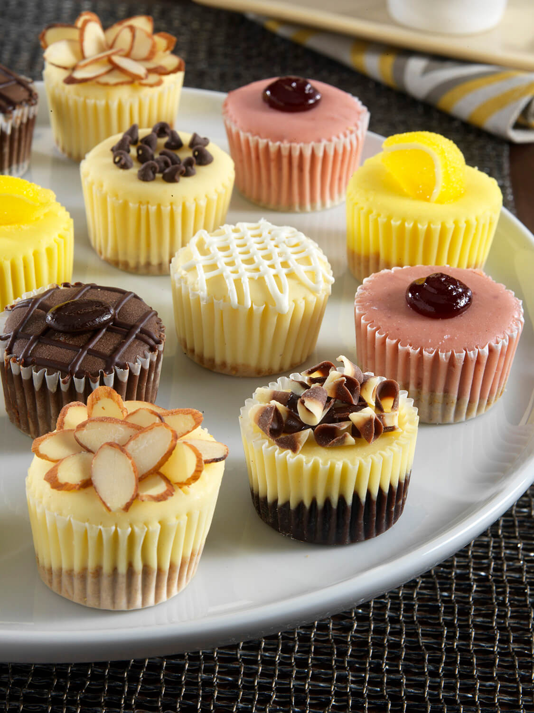 Gourmet Minis & Individuals Dessert Provider To ...